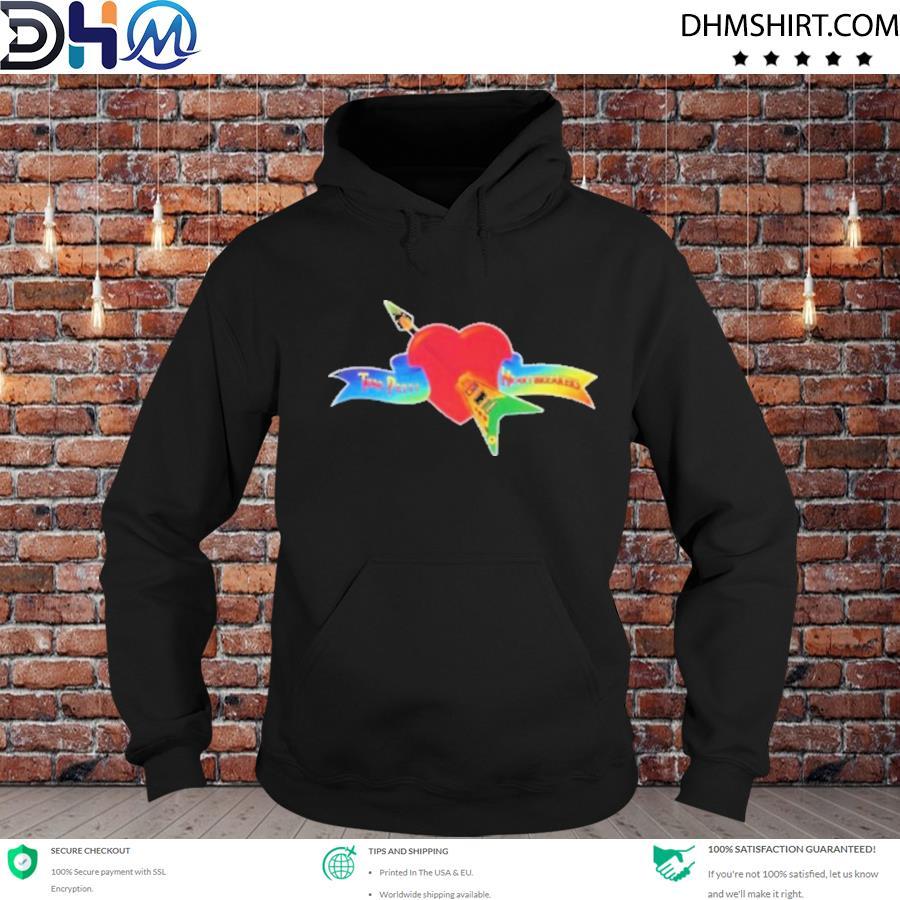 Petty 1989 strange behavior heart s hoodie
